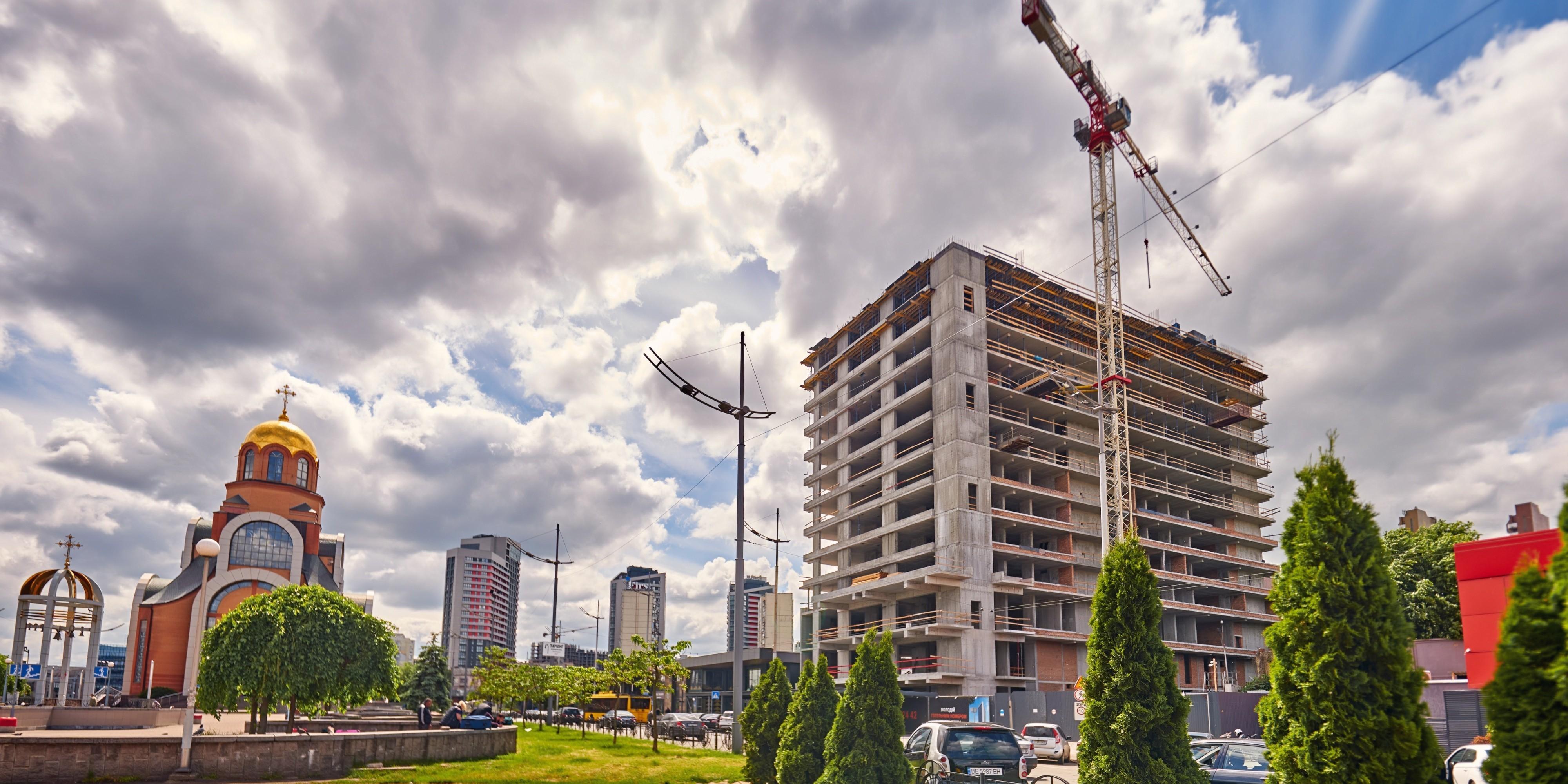 Construction progress of S1 TERMINAL. MAY 2021