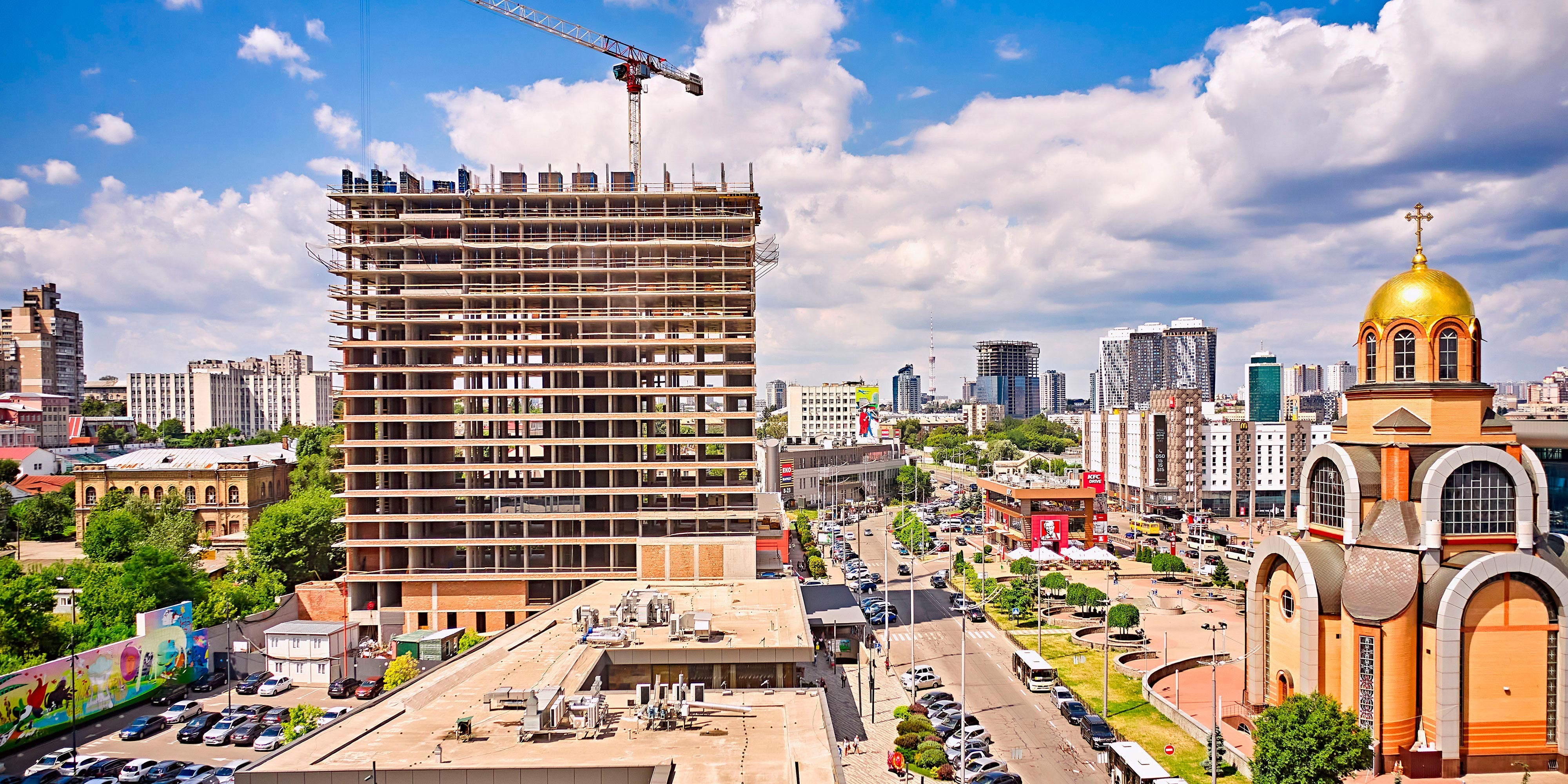 CONSTRUCTION PROGRESS OF S1 TERMINAL. JULY 2021